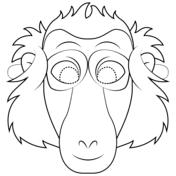 Disegni Di Scimmie Da Colorare Pagine Da Colorare Stampabili