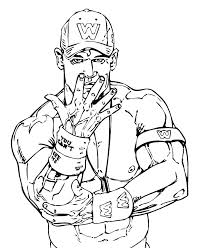 Free Wwe Coloring Pages Printable Coloring Pages Printable Pictures