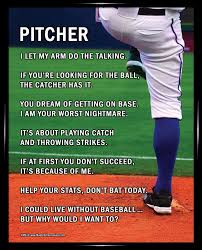 Funny Baseball Quotes Fascinating Baseball Pitcher 48x48 Poster Print The Greatest Game Pinterest