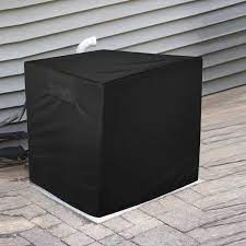 Amazon.com: Aozzy Central Air Conditioner Covers for Outside Units Heavy  Duty Ac Cover for Outdoor Unit Square Winter Withstand The Rain and Snow,  Or Nuts Fit Up to 24x24x22 inchs: Home &