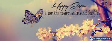 happy easter resurrection and life