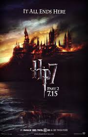 harry potter and the ly hallows part 2