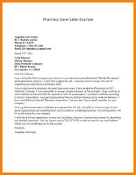 example of application letter for pharmacy 12 pharmacist cover letter samplejpg pharmacist cover letter sample