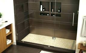 kohler cast iron shower base 60 x 30 pans large size of right drain with seat