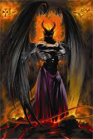 Image result for illustration images of lucifer