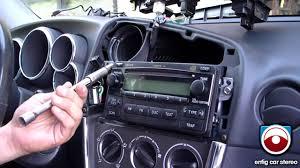 GTA Car Kits - Toyota Matrix 2005-2008 install of iPhone, Ipod and ...