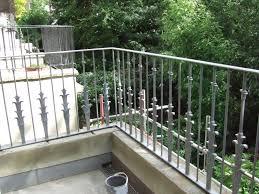 Balcony Fence exteriors wonderful wrought iron balcony railing fence exposed and 8843 by xevi.us