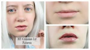 diy cinnamon lip plumper does it actually work