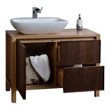 Hardwood Bathroom Vanity