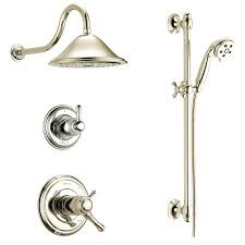 delta shower systems reviews