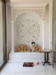 Pooja Area Design The Pooja Room Design Decoration Interior Era