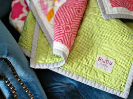 Bijou Lovely: colorblock quilt. & For the pattern, which sizes are you interested in? This is a larger baby  quilt, about 42