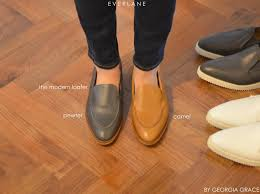 everlane room service shoes review chelsea boot leather street shoe modern loafer