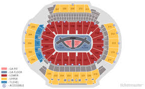State Farm Arena Seating Chart Carrie Underwood 45 Disclosed Philips Arena Seating Chart Carrie Underwood