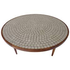 fabulous large round coffee tables large round coffee table gordon martz for marshall studios at