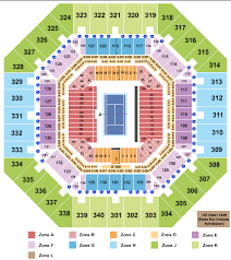 Arthur Ashe Stadium Seating Chart With Seat Numbers Arthur Ashe Stadium Seating Chart Flushing