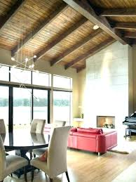 vaulted ceiling wood beams. Contemporary Ceiling Diy Wood Beams On Vaulted Ceiling  For Best Ideas Detail 0 Faux  With C