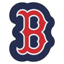 mlb boston red sox 30 in x 39 2 in indoor area rug mascot