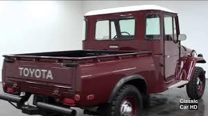 1965 Toyota FJ Pickup 4x4 - Classic Car HD - YouTube