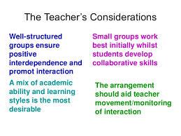 Presentation On Group Work Procedure