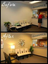 medical office decor ideas. renewed spaces redesigning a medical office waiting room decor ideas e