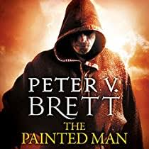 The <b>Painted Man</b> by Peter V. Brett | Audiobook | Audible.com