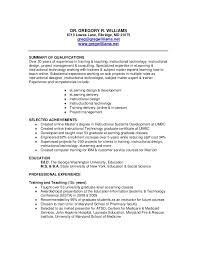 Chemical Engineer Job Description New Resume Of Greg Williams