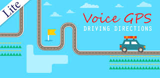 Voice GPS Driving Directions –Lite, GPS Navigation - Apps on ...
