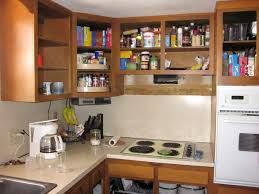 cabinet ideas for kitchen. Creative Kitchen Cabinet Ideas Cabinets Removing Doors For Open Shelving Wine Rack Door