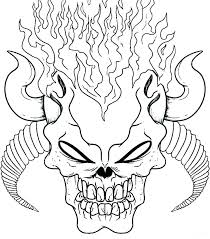 Skull Coloring Pages To Print Sugar Skull Coloring Pages Girl Sugar