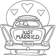 Disegni Per Matrimonio Az Colorare