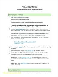 End Of Day Checklist Template Event Planning Free Word