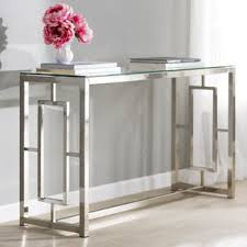 mirrored console table. danberry console table mirrored