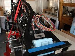midnight customs part 9 wiring Ultima Wiring Harness wiring module located above the oil tank ultima wiring harness diagram