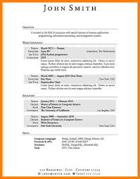 resume examples high school student 10 example high school student cv ismbauer