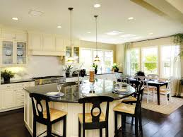 Kitchen Island With Bar Kitchen Island Breakfast Bar Pictures Ideas From Hgtv Hgtv