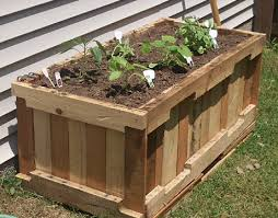 recycled pallets furniture. recycled pallet furniture planter pallets l