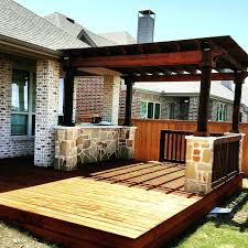 Deck Pergola Construction Pictures Shade Plans. Small Deck Pergola Designs  Corner Pictures Cost.