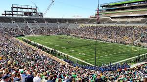 Notre Dame Stadium Section 4 Rateyourseats Com