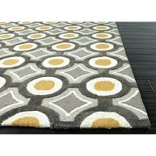 elegant grey yellow area rug and amazing gray and yellow area rug foreign accents festival grey