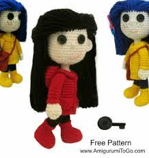 Amigurumi Doll Pattern Unique Design Ideas