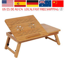 <b>New Style</b> Portable Laptop Desk Bed Lap Desk <b>Folding</b> Book ...