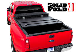 TonneauCovers Extang Solid Fold Toolbox 2 0 Tonneau Cover
