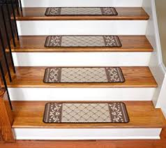 carpet stair treads. amazon.com: carpet stair treads - caramel scroll border: everything else amazon.com