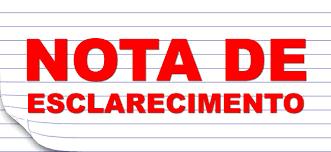 Resultado de imagem para NOTA DE ESCLARECIMENTO DA PREFEITURA DE CAMOCIM