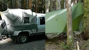 Kodiak Canvas Truck Tent Youtube | Tent Reviews | Truck tent, Kodiak ...