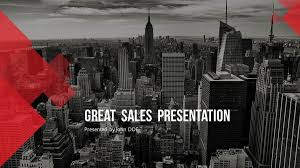 Sales Powerpoint Presentation Template By Sananik Graphicriver
