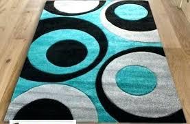 brown and blue area rug aqua blue area rug teal and black area rug red aqua