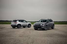Jeep Grand Cherokee Trim Comparison Chart 2019 Jeep Cherokee Vs 2019 Jeep Compass Which Is The