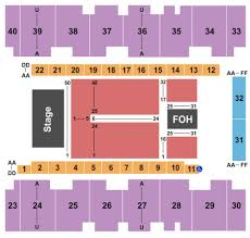 El Paso Coliseum Seating Chart El Paso County Coliseum Tickets Seating Charts And Schedule